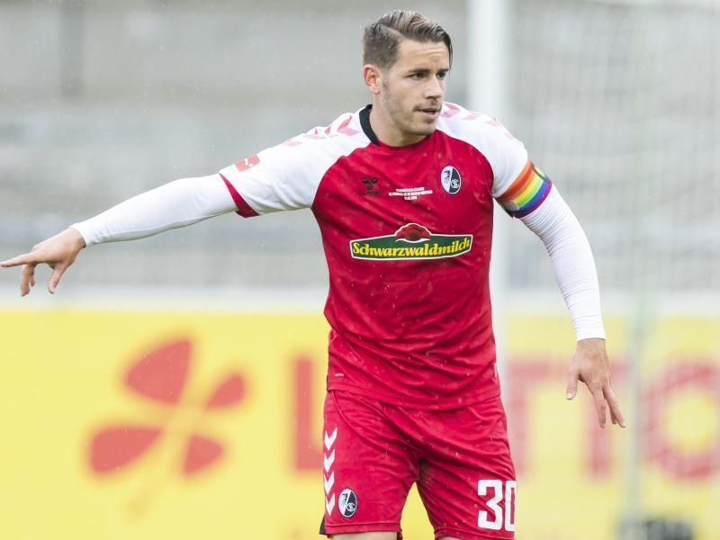 Christian Günter bleibt Kapitän beim SC Freiburg
