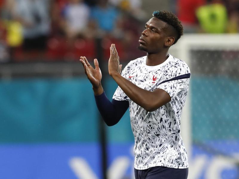 Die PSG-Fans wollen Paul Pogba nicht bei ihrem Klub sehen