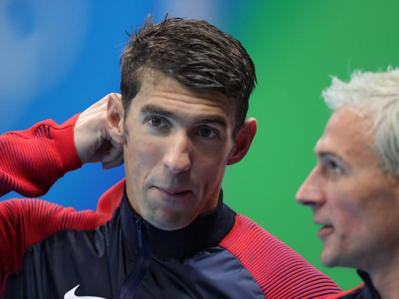 Ohne Rekordolympiasieger Michael Phelps oderRyan Lochte können andere noch größer auftrumpfen