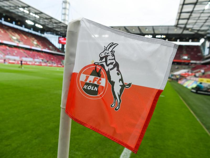 In der Corona-Pandemie hat der 1. FC Köln hohe Umsatzverluste verzeichnet