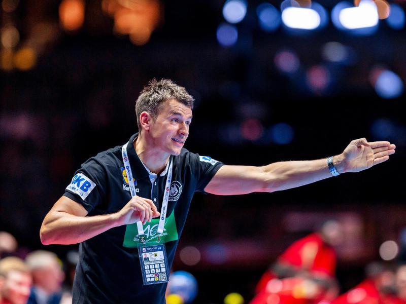 Beginnt bei Hannover-Burgdorf mit der Vorbereitung auf die Bundesliga: Trainer Christian Prokop