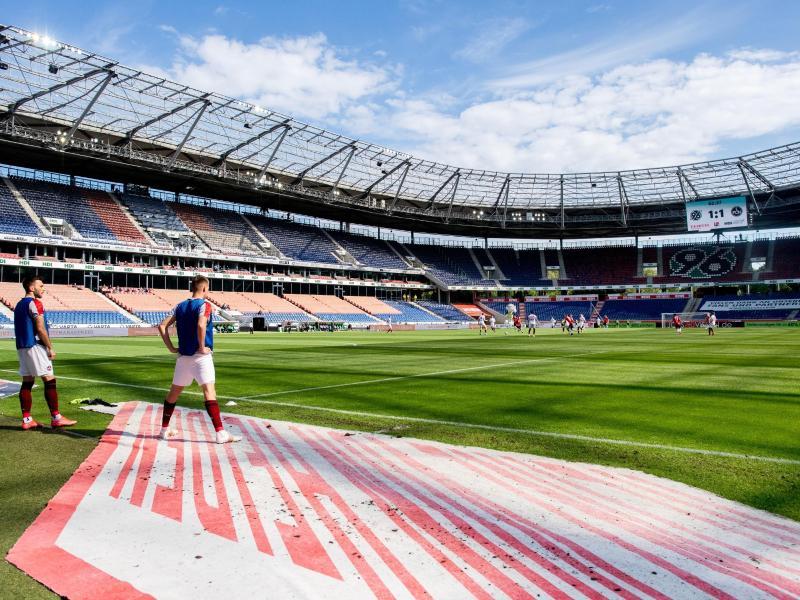 Hannover 96 kann für das Heimspiel gegen Hansa Rostock wie geplant 22.250 Zuschauer empfangen
