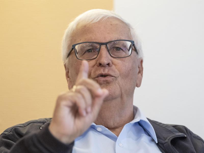 Theo Zwanziger, ehemaliger Präsident des Deutschen Fußball-Bundes