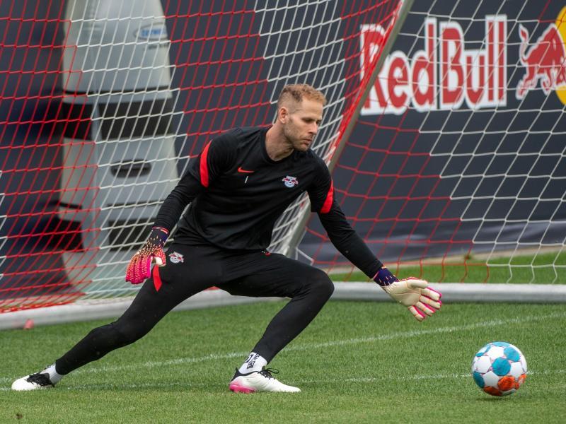 Torhüter Péter Gulácsi will mit RB einen Titel gewinnen