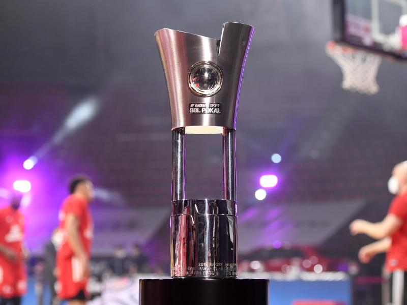 Die erste Runde des BBL-Pokals wird am 2. und 3. Oktober ausgespielt