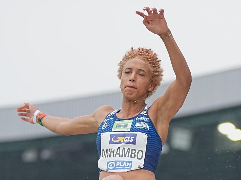 Hat keine Zweifel an ihren Fähigkeiten im Weitsprung: Malaika Mihambo