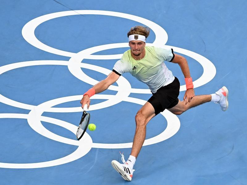 Alexander Zverev spielt in Tokio um Gold