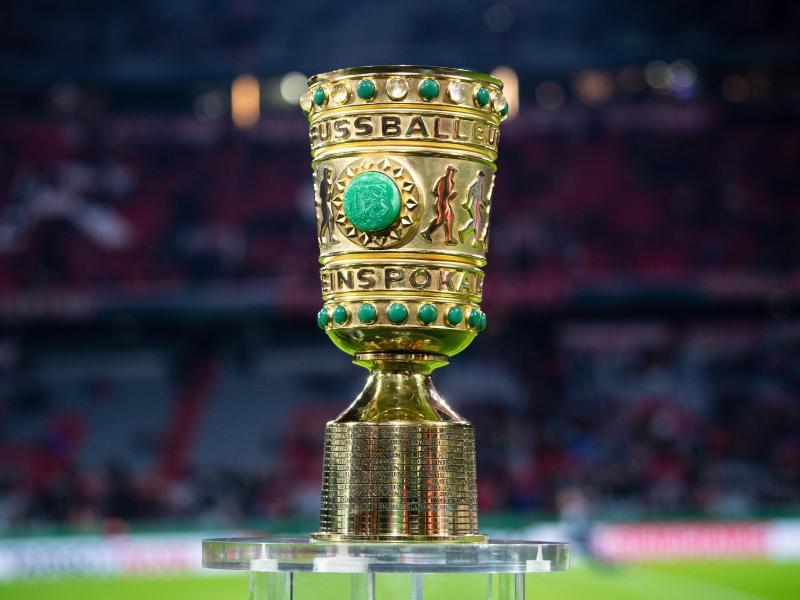 Im DFB-Pokal-Wettbewerb geht es vor allem für die kleinen Klubs um viel Geld