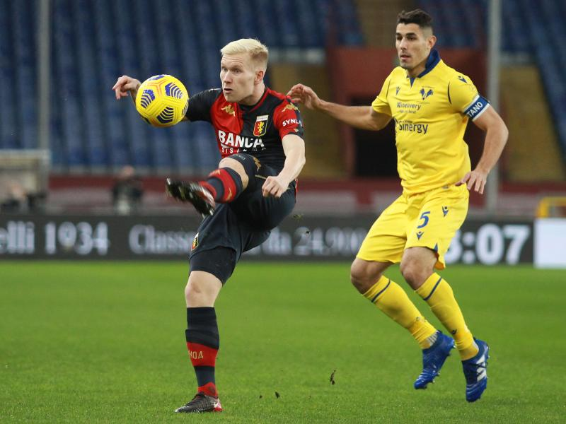 Spielt künftig für Arminia Bielefeld: Lennart Czyborra