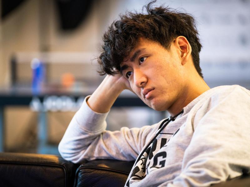 """BIG um Steven """"RKR"""" Chen ist im Halbfinale der EU Masters ausgeschieden. (Archivbild)"""