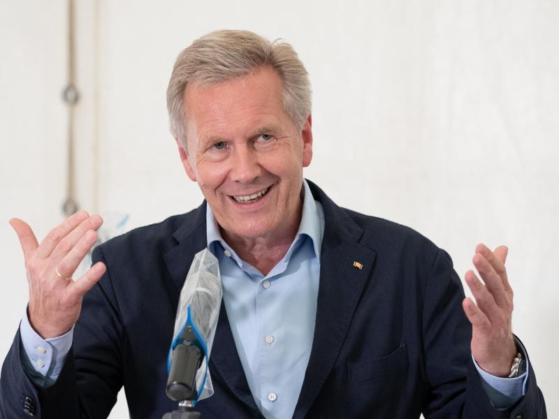 Soll die Findungskommission auf der Suche nach einem neuen DOSB-Präsidenten leiten: Christian Wulff