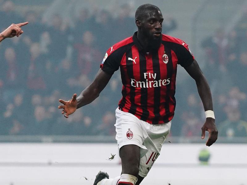 Milan-Profi Tiémoué Bakayoko wurd von Lazio-Fans rassistisch beleidig