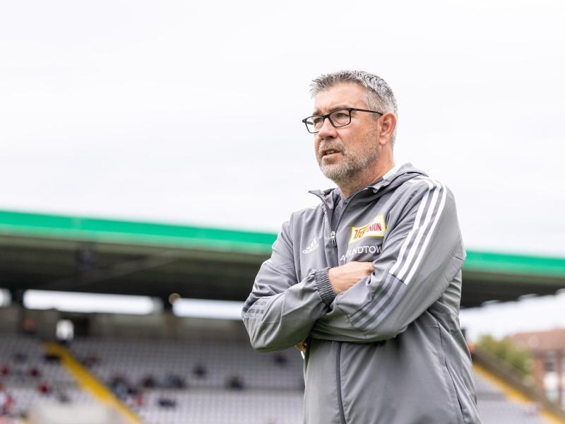 Hofft auf ein gutes Spiel gegen den BVB: Union-Trainer Urs Fischer