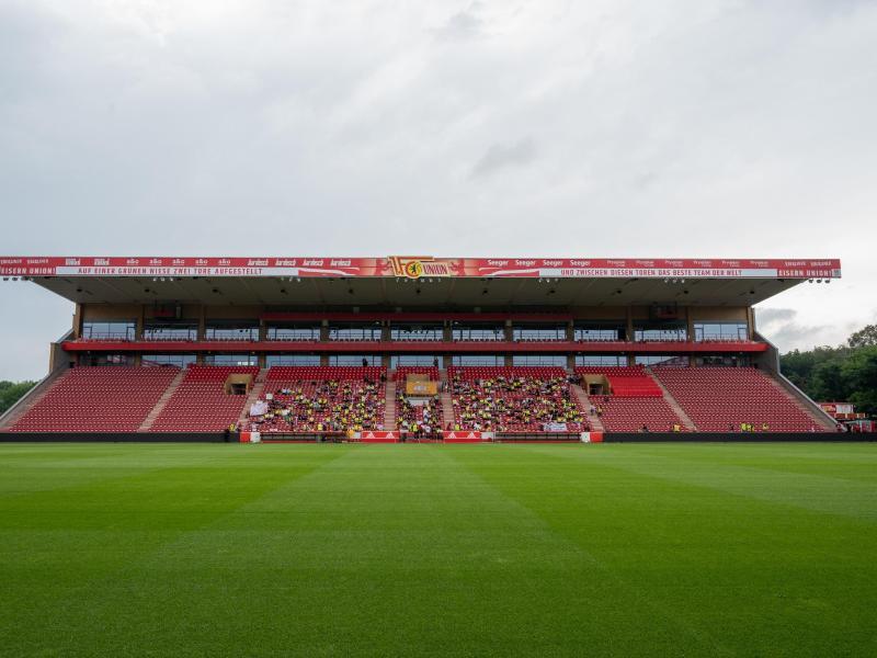 Beim Heimspiel des 1. FC Union gegen Arminia Bielefeld kann die Zuschauerkapazität auf Basis der 3G-Regel zur Hälfte ausgelastet werden