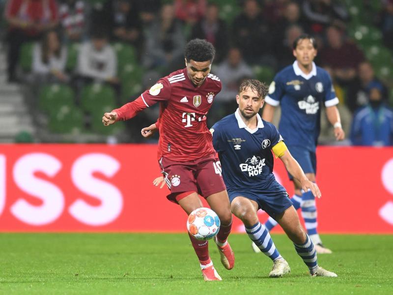 Malik Tillman hofft auf seinen ersten Bundesliga-Einsatz