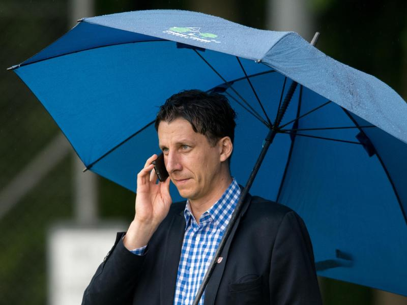 Verlässt den Fußball-Zweitligisten SSV Jahn Regensburg: Geschäftsführer Christian Keller