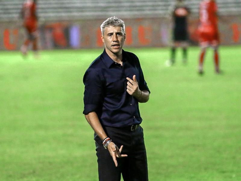 Hat seinen Posten als Trainer des brasilianischen Fußball-Erstligisten FC Sao Paulo geräumt: Hernán Crespo