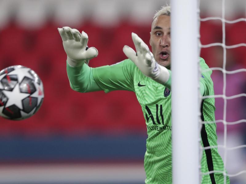 Verletzte sich bei der Nationalmannschaft: PSG-Keeper Keylor Navas