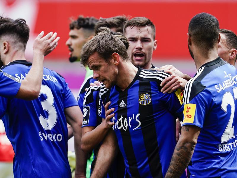 Saarbrückens Spieler dürfen sich im Prestigeduell gegen Kaiserslautern auf zahlreiche Fans im Stadion freuen