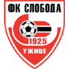 FK Sloboda Užice (old) Herren