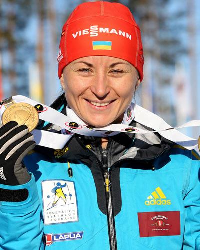 Valentina Semerenko