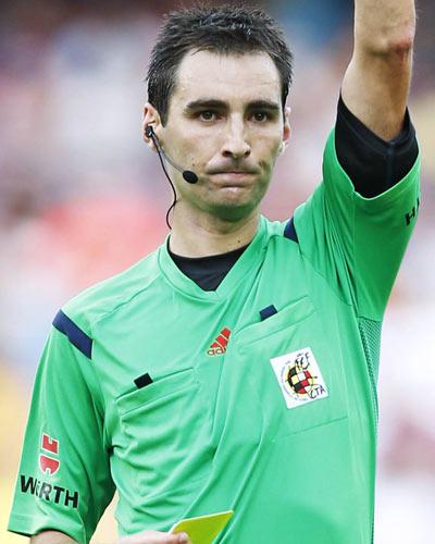 Ricardo De Burgos Bengoetxea