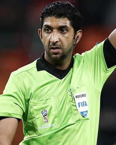 Mohammed Abdulla Mohammed