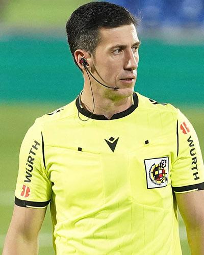 César Soto Grado