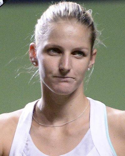 Karolina Plíšková
