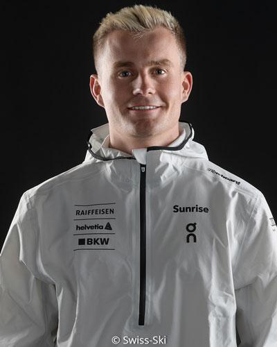 Nicolas Huber