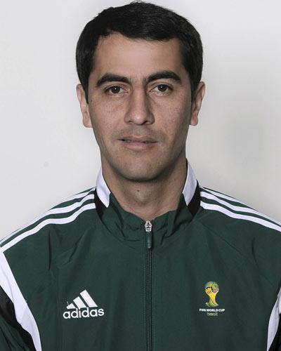 Ravshan Irmatov
