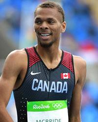 Brandon McBride