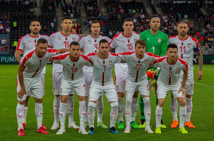 Kader Serbien Wm 2021