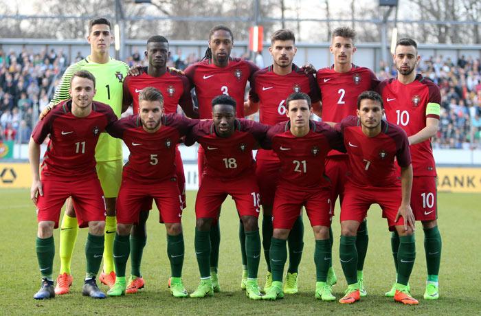 Spielplan Portugal