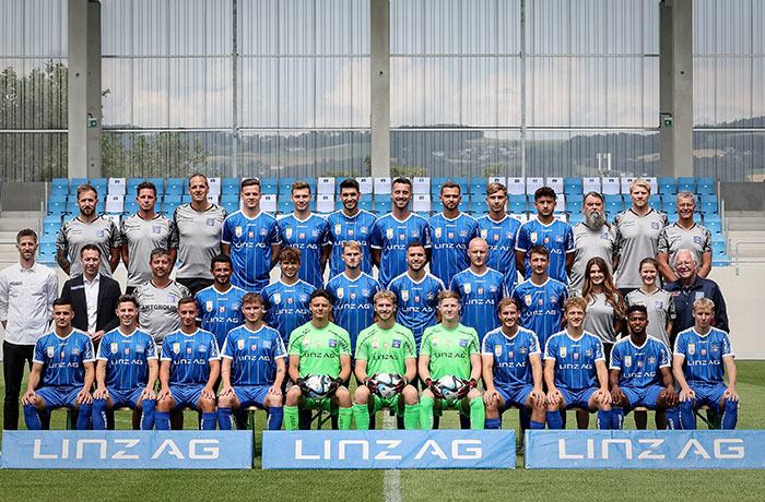 FC Blau Weiß Linz