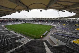 Stade Municipal, Toulouse