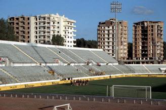 Qemal Stafa, Tiranë