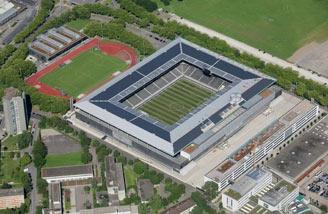 Stadion Wankdorf, Bern