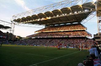Stade du Pays, Charleroi