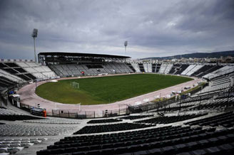 Stadio Toumbas, Thessaloniki