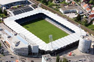 Merkur Arena, Graz