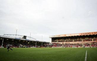 Banks's Stadium, Walsall