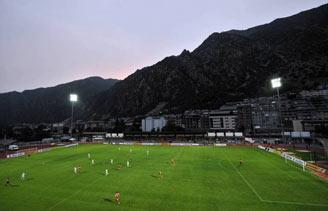 Estadi Comunal, Andorra la Vella