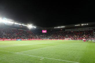 Sinobo Stadium, Praha