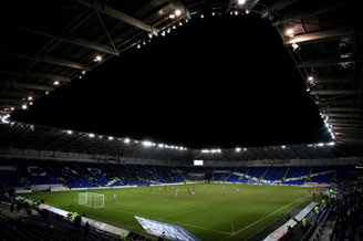 Cardiff City Stadium, Cardiff