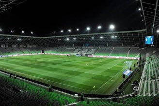 Stožice Stadium, Ljubljana