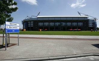 Abe Lenstra Stadion, Heerenveen