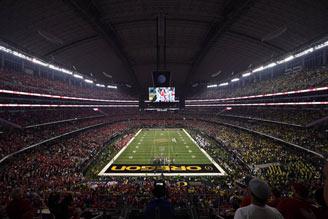 AT&T Stadium, Arlington, TX