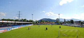 Cashpoint Arena, Altach
