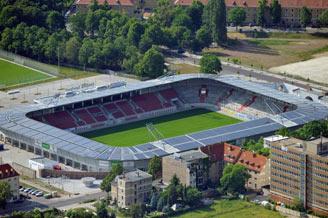 Erdgas Sportpark, Halle (Saale)